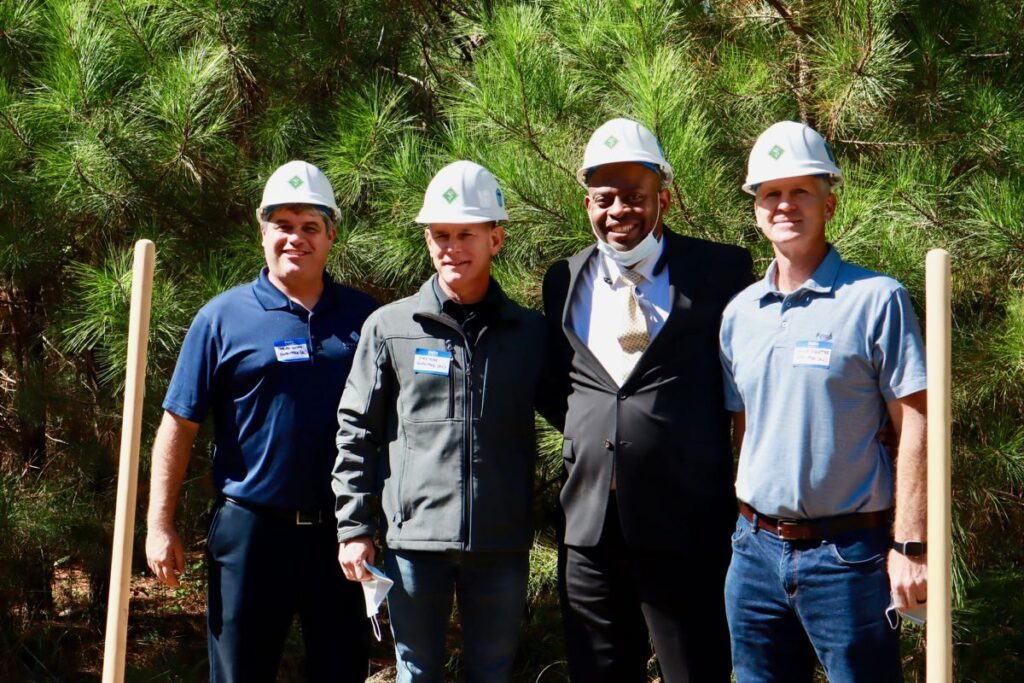 Southtree Commercial Construction Team for Comprehensive Health Medical Center project in South Fulton, GA.