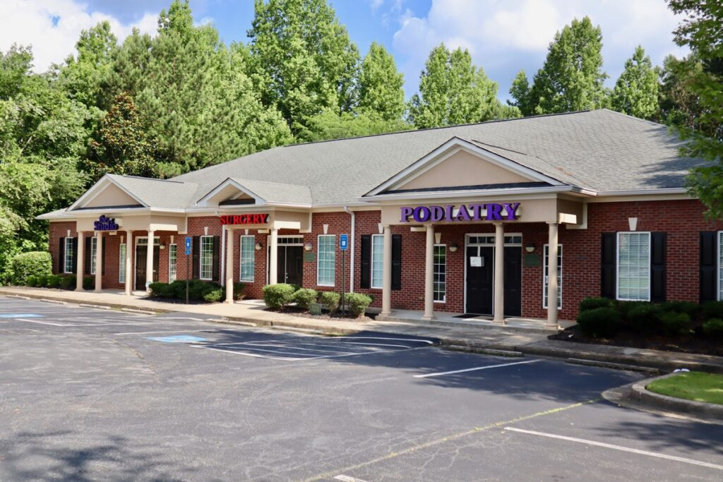 3231 East Hwy 34 Medical Office Building in Newnan, GA.